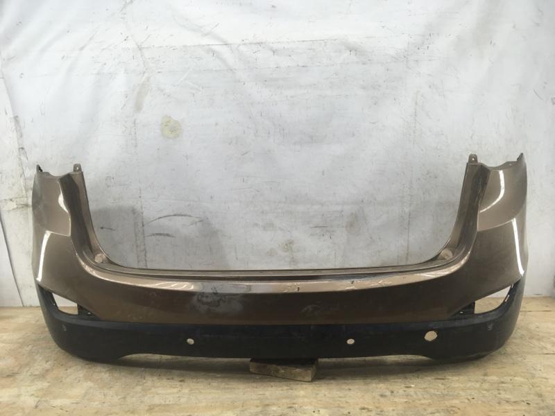 Бампер Hyundai Ix35 `1 2010 задний