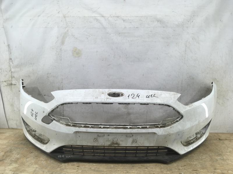 Бампер Ford Focus `3 2014 передний