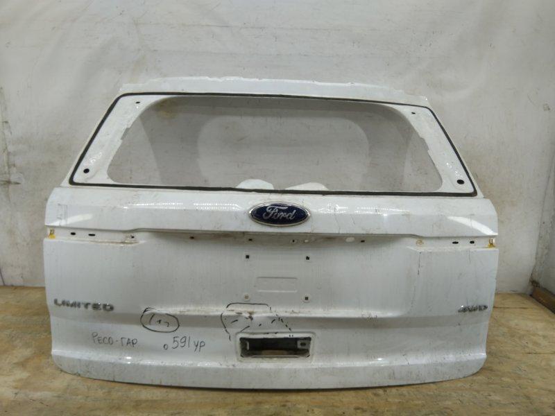 Крышка багажника Ford Explorer `5 2010