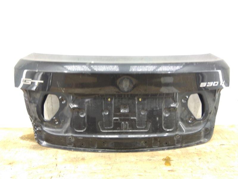 Крышка багажника Bmw 5 Gt F07 2009