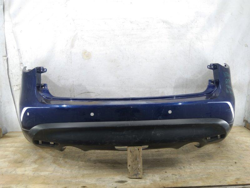 Бампер Infiniti Fx 2 S51 2008 задний