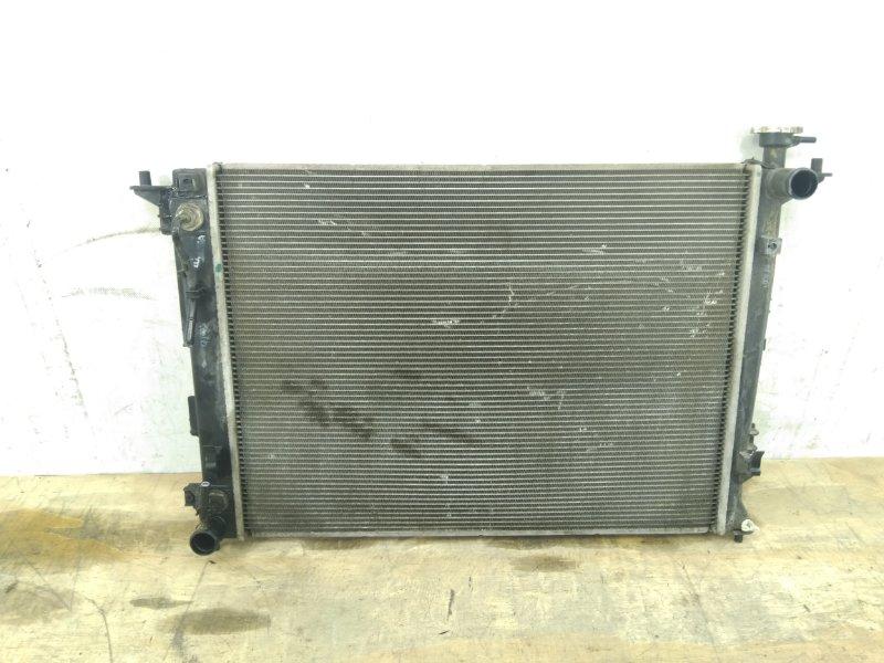 Радиатор двс Hyundai Ix35 `1 2010