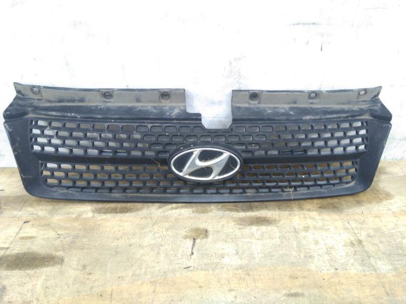 Решетка радиатора Hyundai Matrix 1 2005