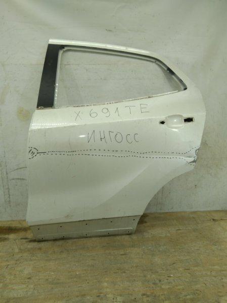 Дверь Opel Mokka `1 2012 задняя левая