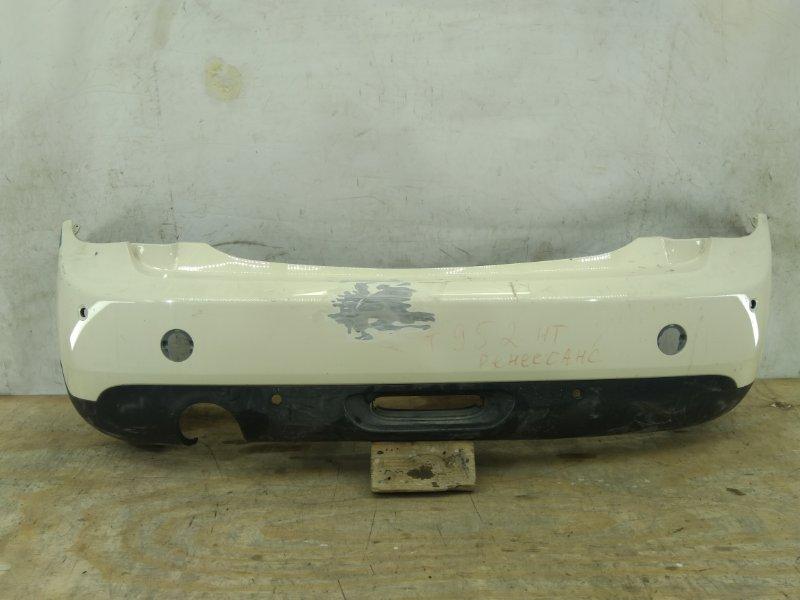 Бампер Mini Hatch F56 2013 задний