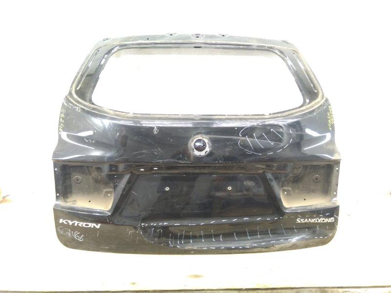 Крышка багажника Ssangyong Kyron `1 2007