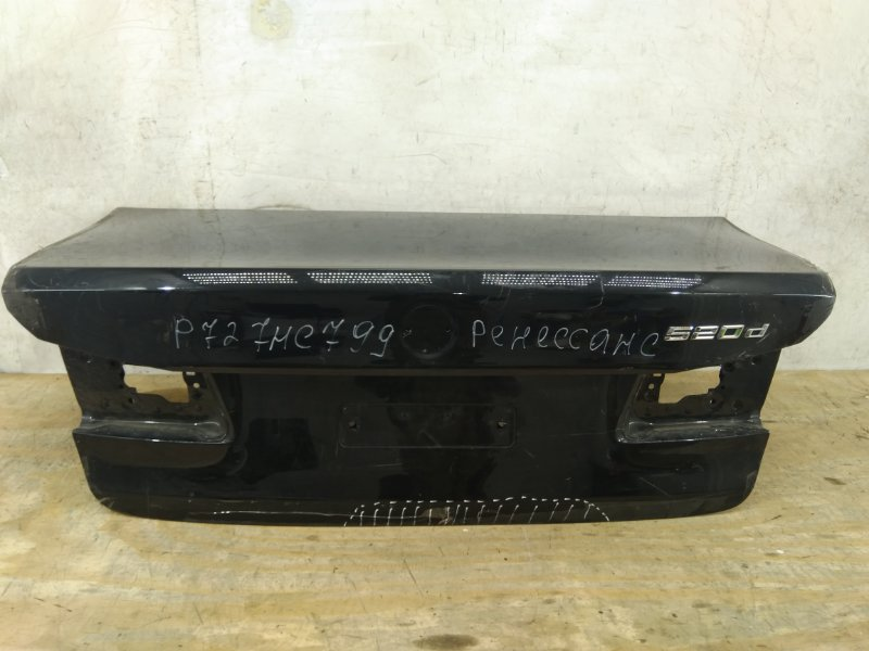 Крышка багажника Bmw 5 `G30 2016