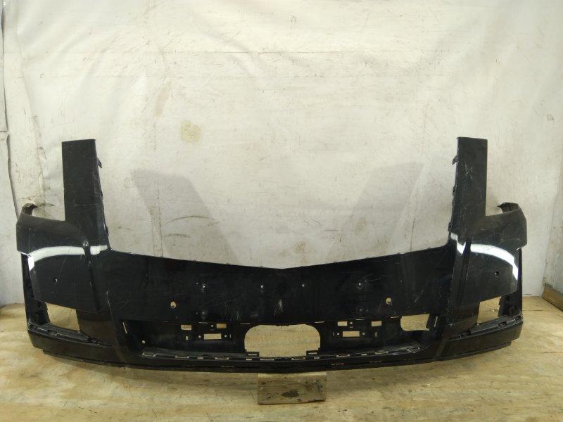 Бампер Cadillac Escalade `4 2014 передний