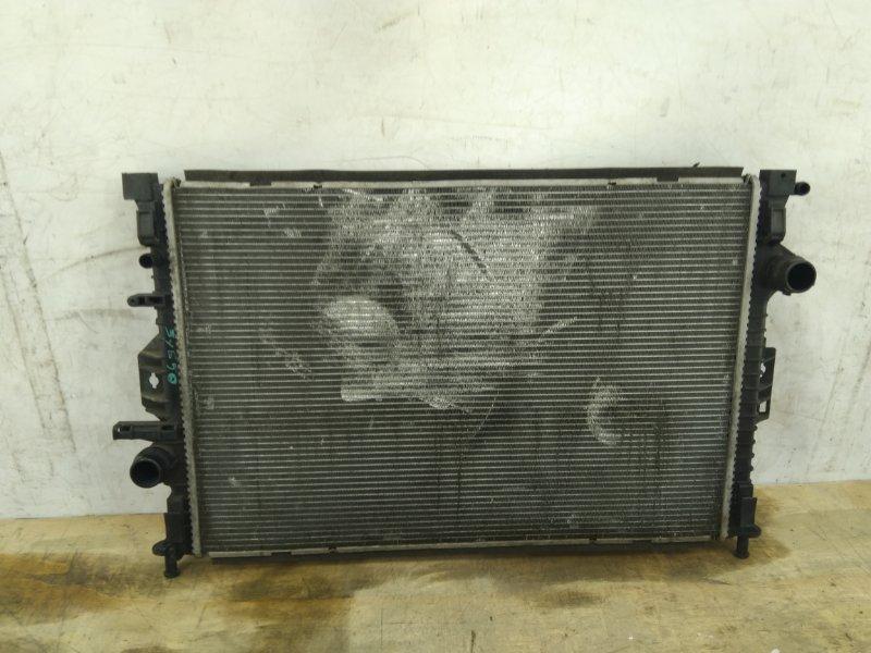 Радиатор охлаждения двс Ford Mondeo 4 2007