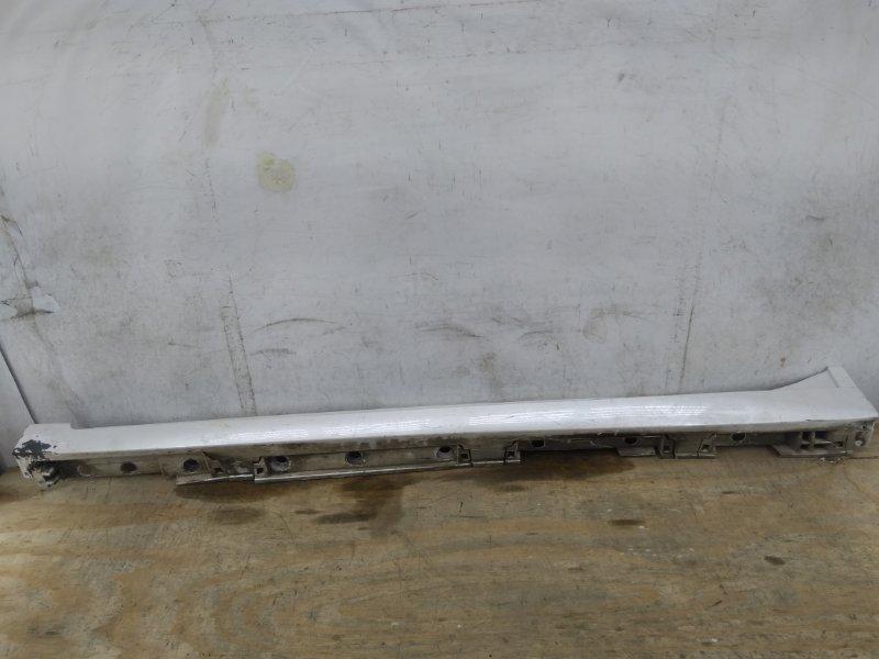 Накладка порога Lexus Es 7 2018 левая