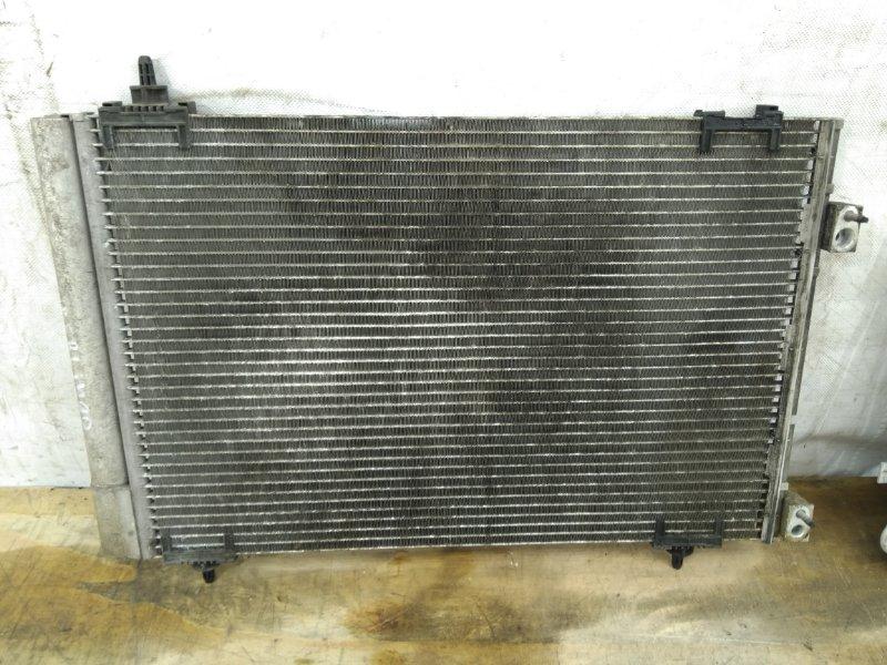 Радиатор кондиционера Citroen Berlingo `2 2008