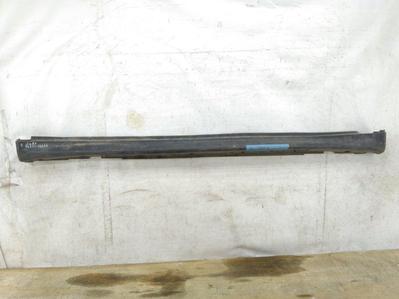 Накладка порога Nissan Juke 1 F15 2010 правая
