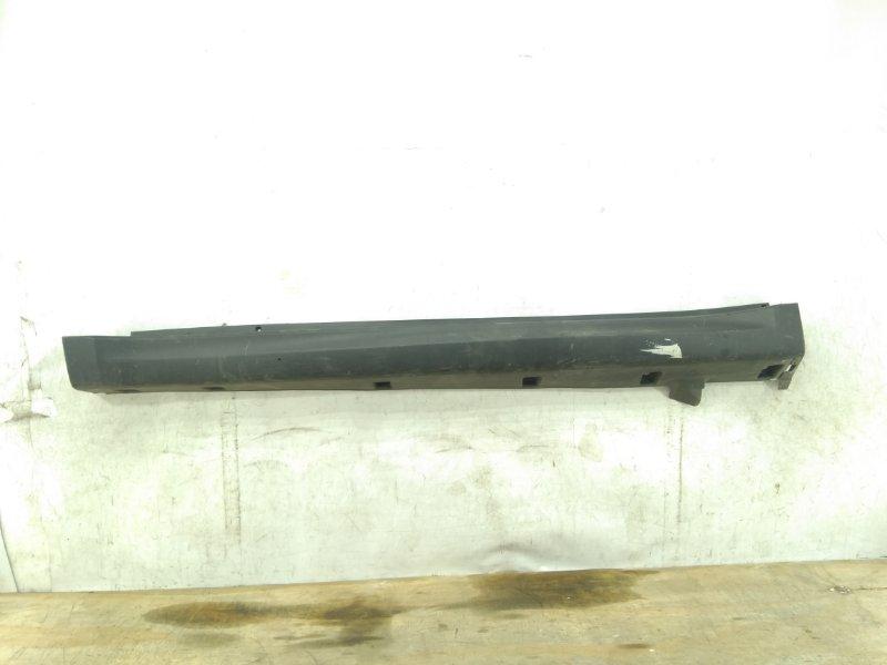 Накладка порога Suzuki Vitara `2 2014 левая