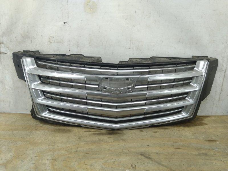 Решетка радиатора Cadillac Escalade `4 2014