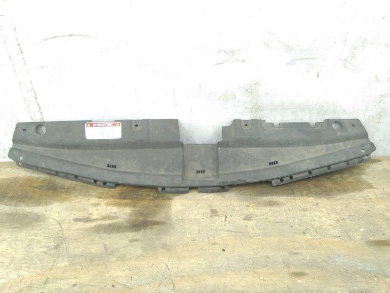 Накладка замка капота Hyundai Solaris `1 2014