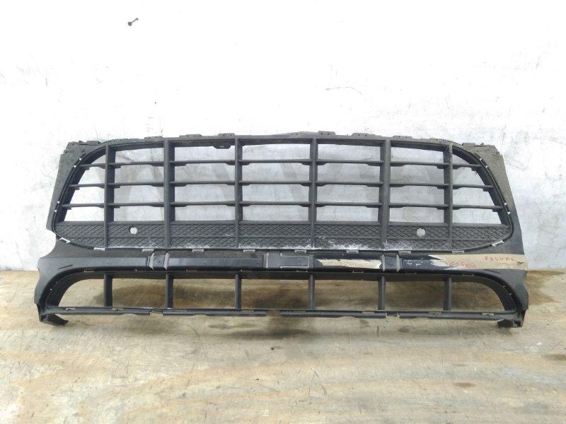 Решетка в бампер Porsche Macan 1 95B 2014