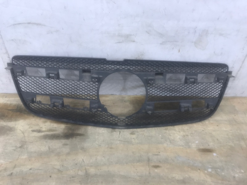Решетка радиатора Mercedes Gl Amg `W166 2012