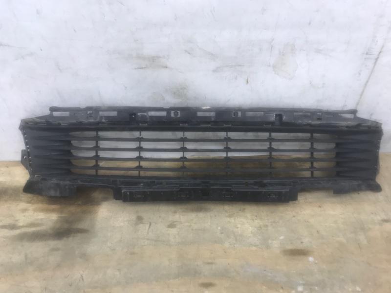 Решетка в бампер Citroen C4 `2 2015