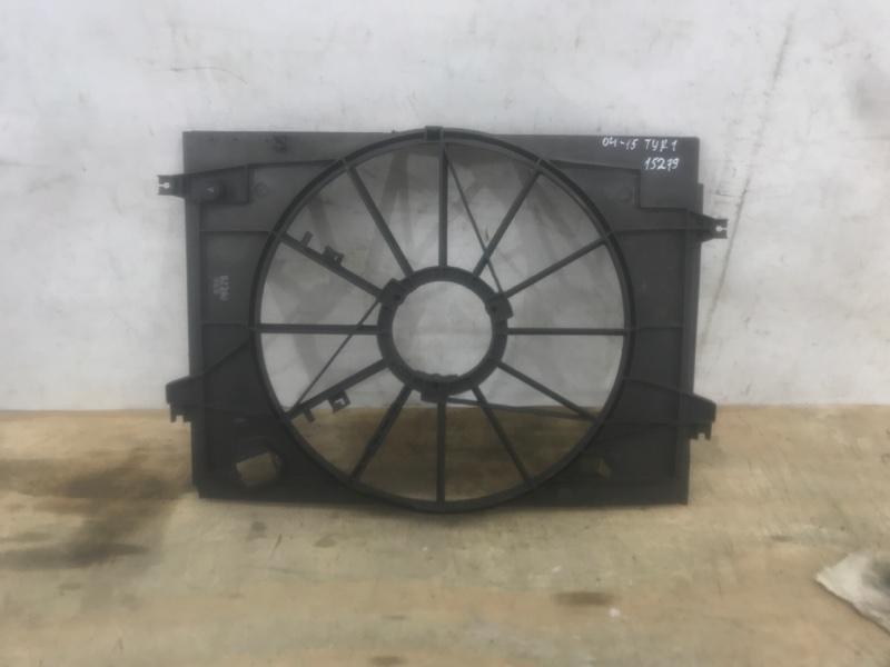 Диффузор вентилятора Hyundai Tucson `1 2004
