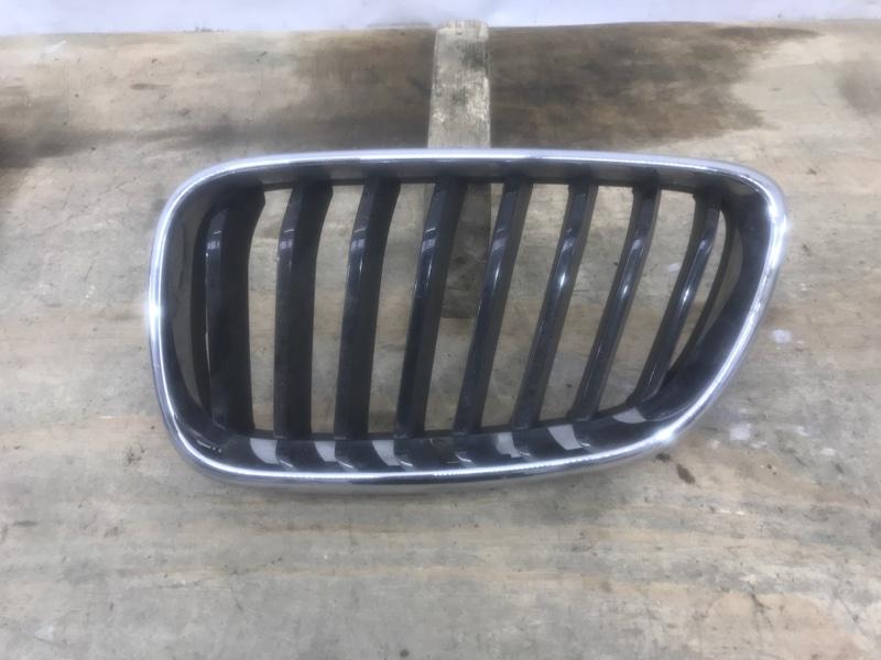 Решетка радиатора Bmw 2 F22 2014 левая