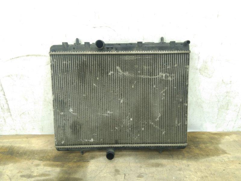 Радиатор охлаждения двс Citroen Berlingo `2 2008