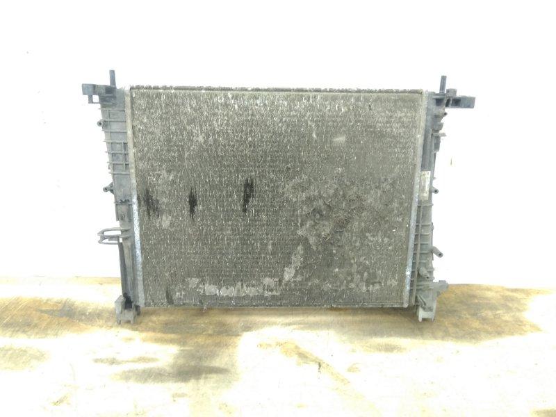 Радиатор охлаждения двс Renault Duster 2010