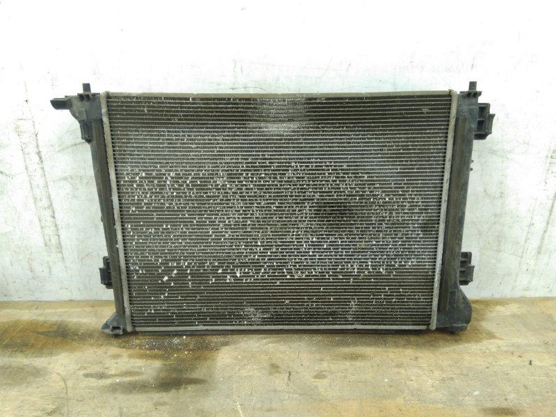 Радиатор охлаждения двс Kia Sportage `4 QL 2016