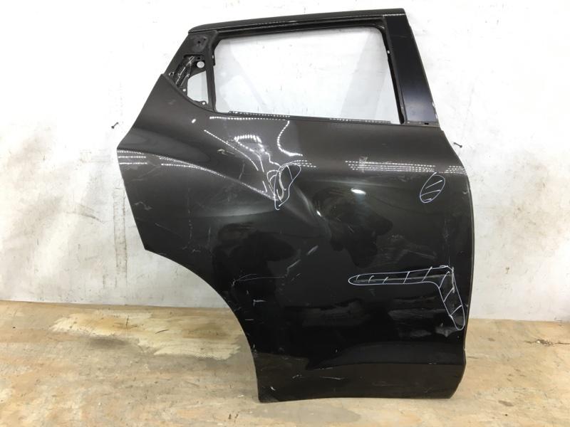 Дверь Nissan Juke 1 F15 2010 задняя правая
