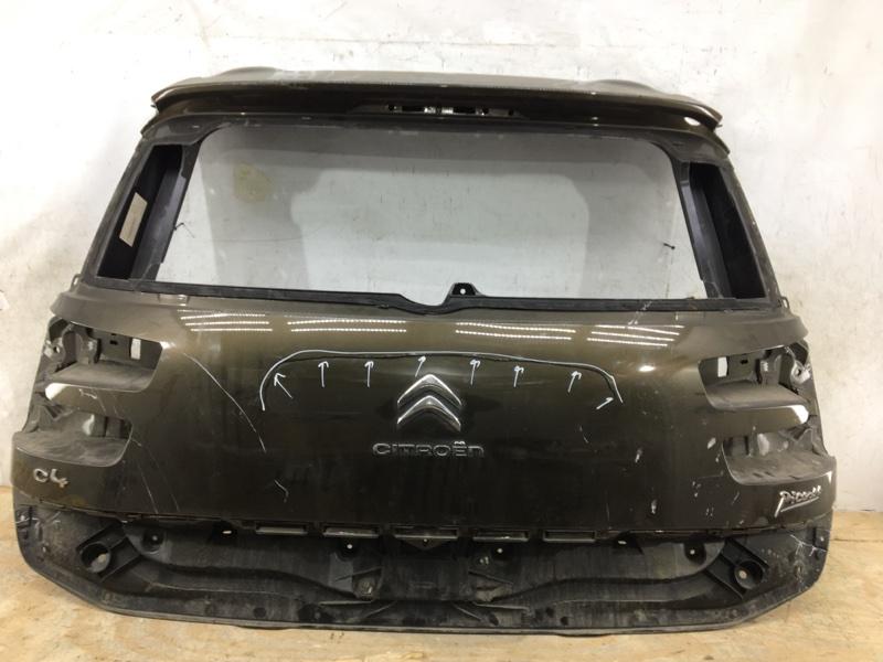 Крышка багажника Citroen C4 Picasso 2 2013