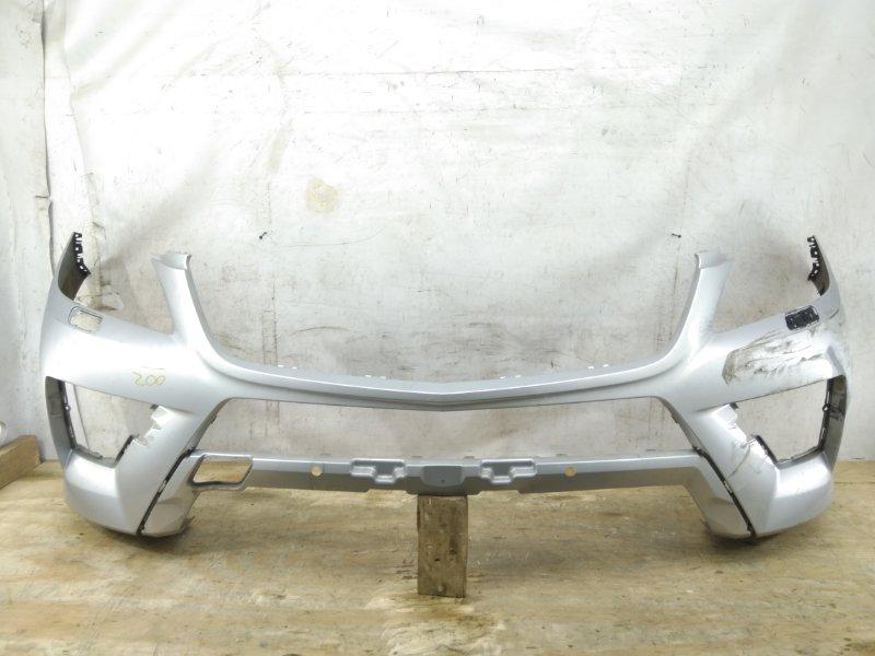 Бампер Mercedes Ml Amg W166 2011 передний