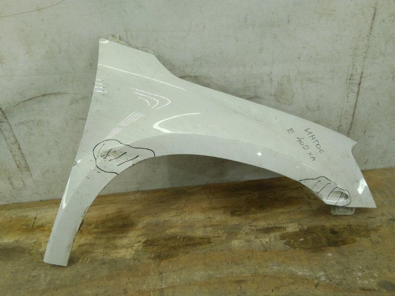 Крыло Skoda Yeti `1 2013 переднее правое