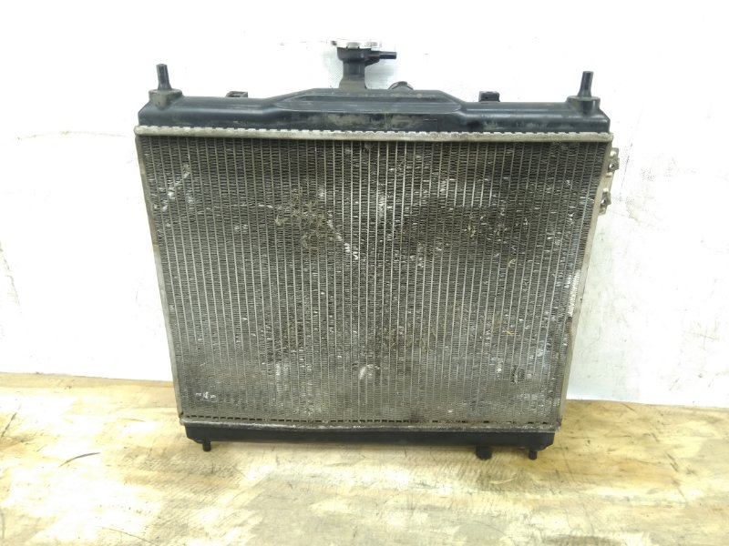 Радиатор охлаждения двс Hyundai Getz `1 2002