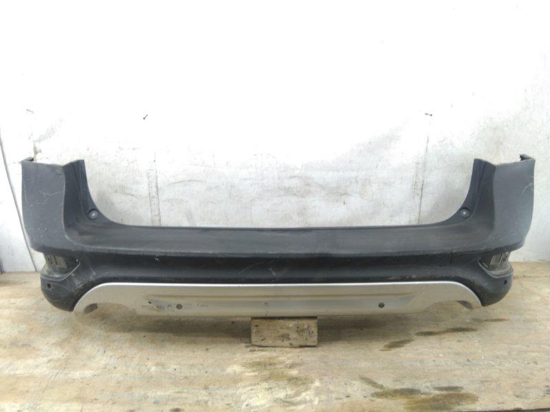 Бампер Volvo Xc70 `2 2013 задний