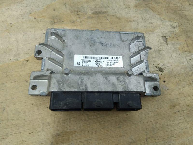 Блок управления двигателем Ford Focus `3 2011