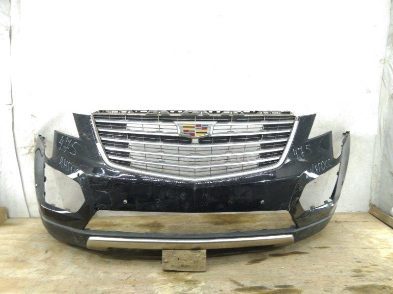 Бампер Cadillac Xt5 `1 2016 передний