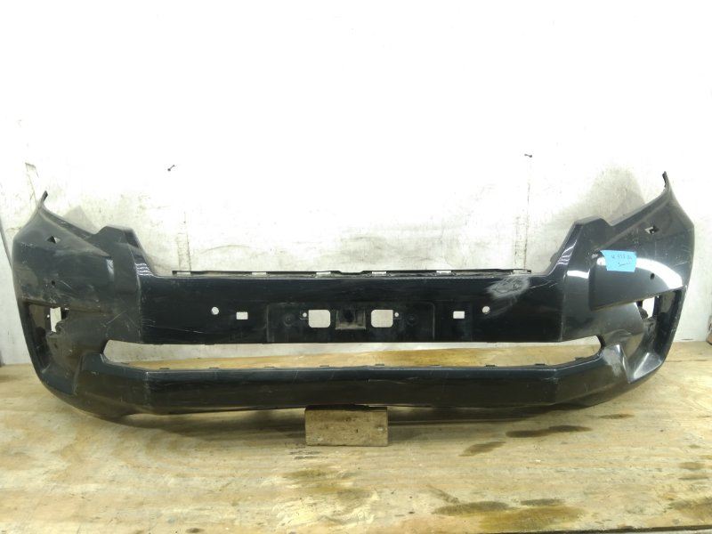 Бампер Toyota Land Cruiser Prado 150 2017 передний