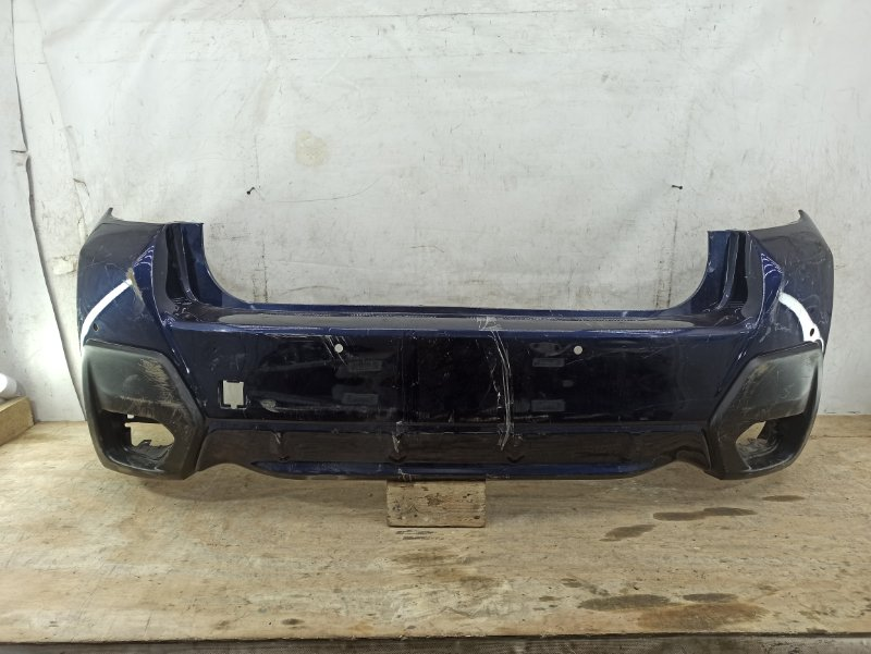 Бампер Subaru Xv 2 2017 задний