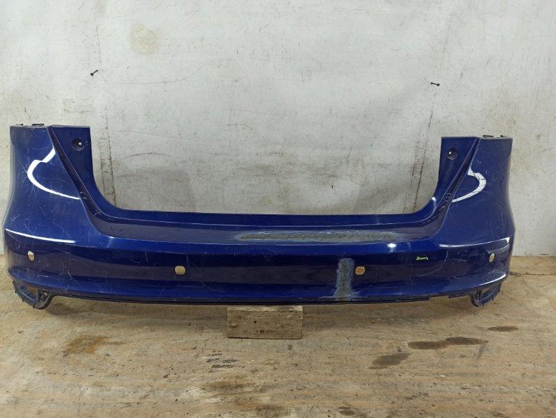 Бампер Ford Focus 3 2014 задний