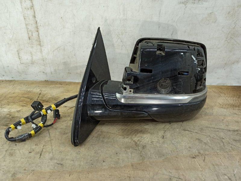 Зеркало Cadillac Escalade 4 2014 левое