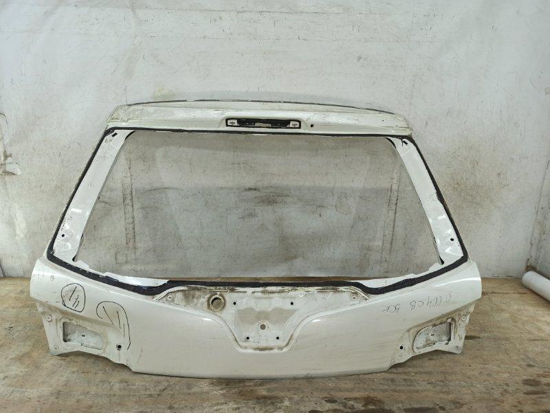 Крышка багажника Renault Koleos 1 2008