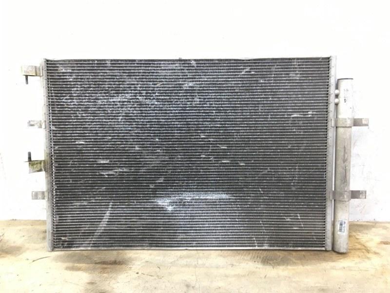 Радиатор кондиционера Ford Transit 7 2014