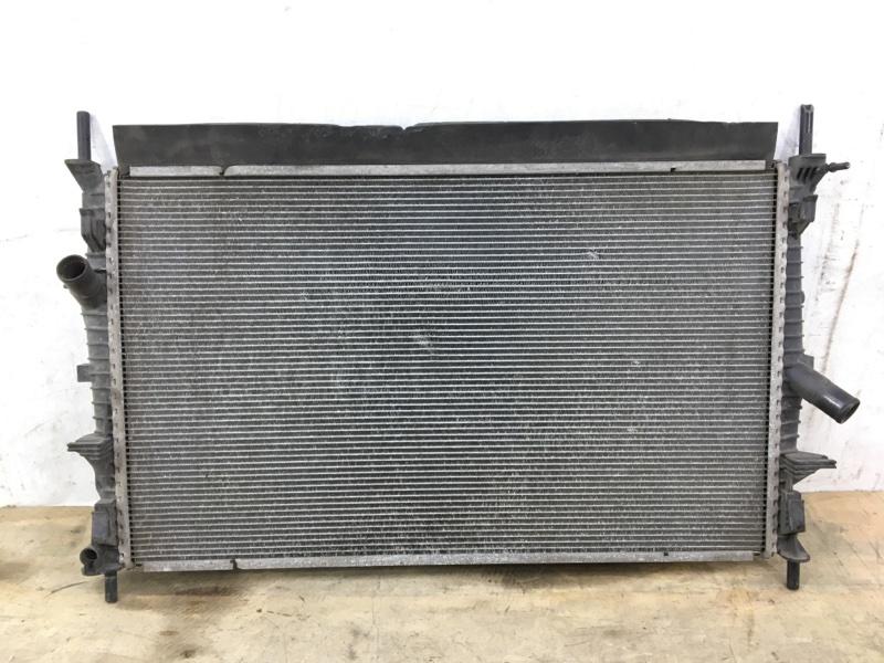Радиатор охлаждения Ford Transit 7 2014