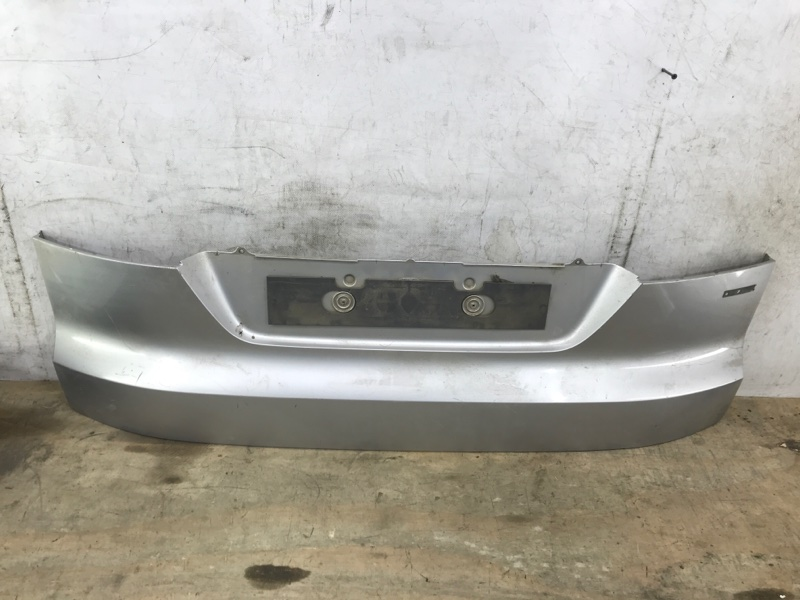 Накладка крышки багажника Ford Mondeo 4 2006