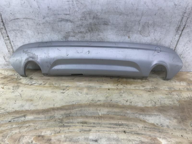 Накладка бампера Ford Kuga 2 2012 задняя