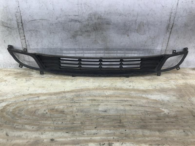 Решетка в бампер Kia Cerato 3 2016 передняя