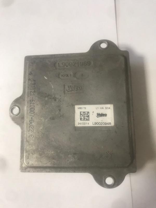 Блок розжига ксенон Bmw X1 1 E84