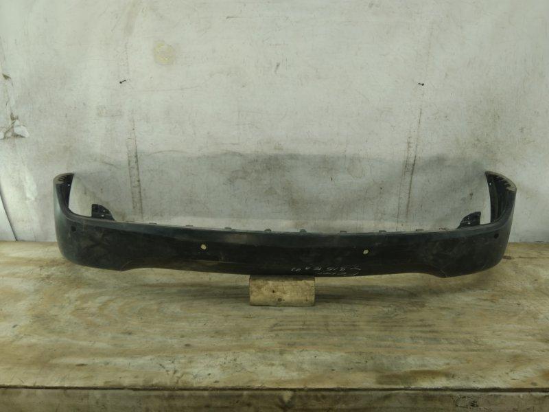 Бампер Hyundai Ix35 1 2010 задний нижний