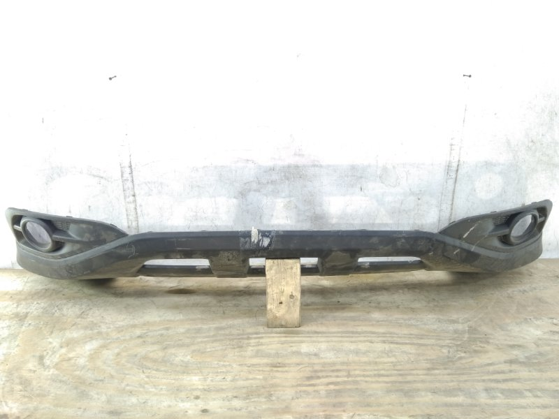 Бампер Honda Crv 4 2012 передний нижний