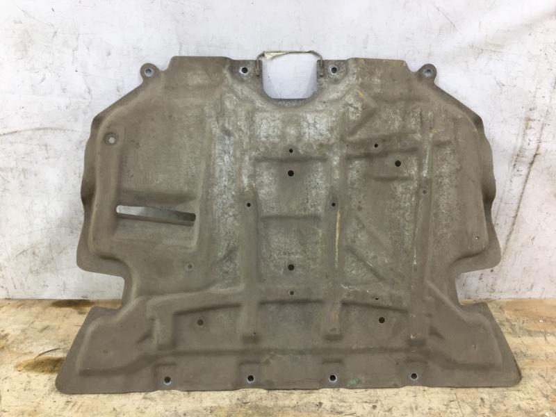 Защита двигателя Mercedes C W205 2014