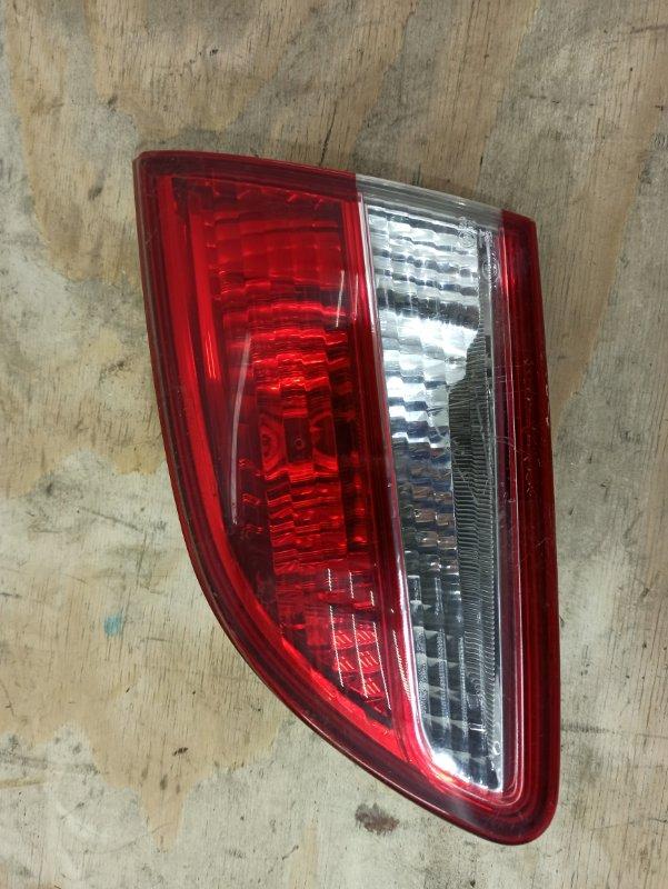 Фонарь Nissan Almera 3 G15 2012 задний правый